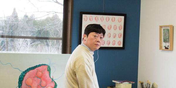 森 雅樹さんの顔写真