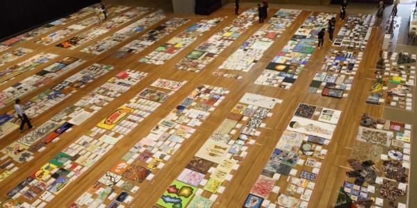 """日常から生まれた表現に""""共振×響心""""!ビッグ・アイ アートプロジェクト入選作品展"""