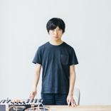 A photograph of HASUNUMA Shuta's face