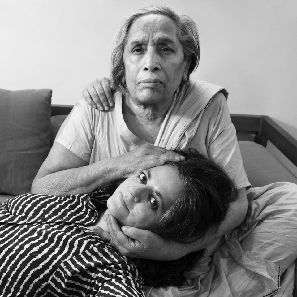 (写真について)〈リトル・レディース・ミュージアム−1961年から現在まで〉より 2013年  アーカイバル・ピグメント・プリント photo by Nony Singh
