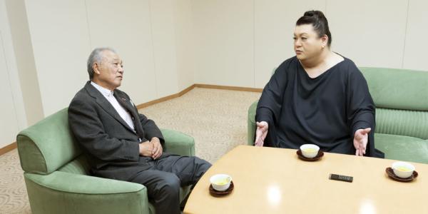 Matsuko Deluxe and Yohei Sasakawa Discuss Diversity