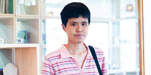 阿部美幸さんの顔写真