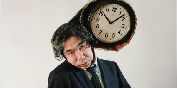 介護を続ける日常から生まれた作品「折元立身:キャリング・シリーズから」 東京・目黒のギャラリーにて開催中