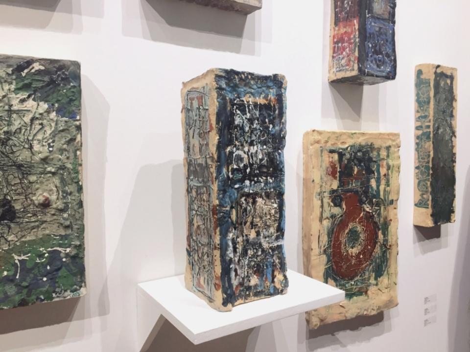 (写真について)ギャラリー〈836M〉より。クリエイティブ・グロースのアーティスト、ダン・ミラーの作品。