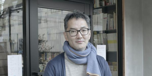 辻山良雄さんの顔写真