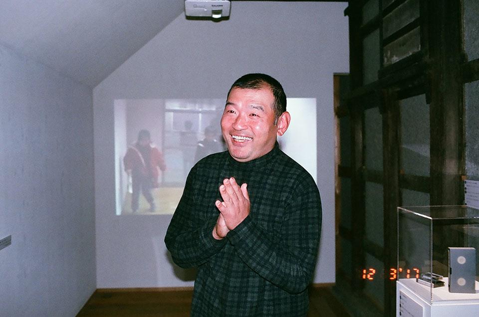 AOKI Takeru | STORIES | DIVERSITY IN THE ARTS TODAY
