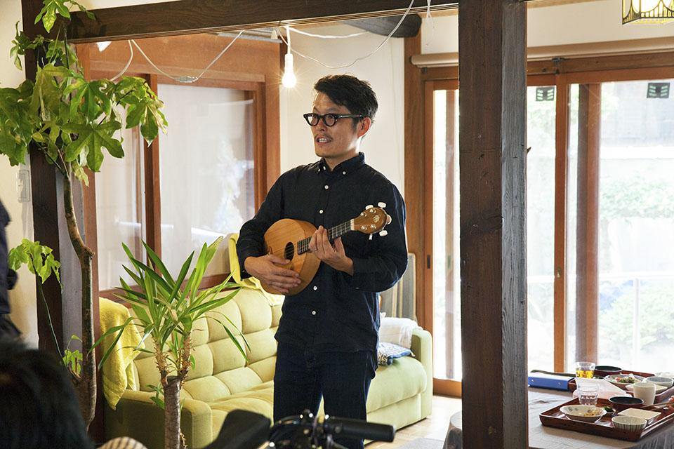(写真について)〈ぬか つくるとこ〉代表の中野厚志さんは1972年生まれ。新しい試みを通じて既存の福祉業界にさまざまな提案を投げかけている。