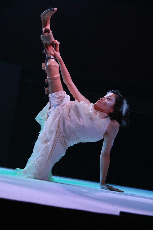 (写真について)森田かずよさん