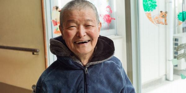 古谷秀男さんの顔写真