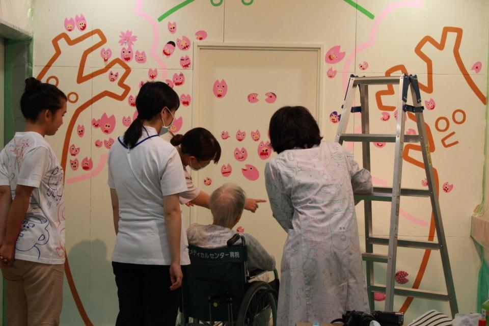 (写真について)さくらゴブリンを作ろう!/筑波メディカルセンター病院