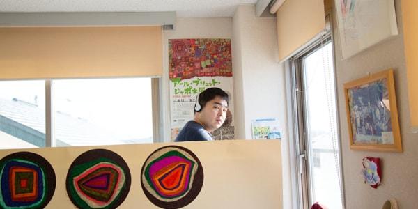 小林 覚さんの顔写真