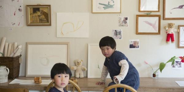 太郎と直太朗。 絵を描いて知る君のこと、僕のこと