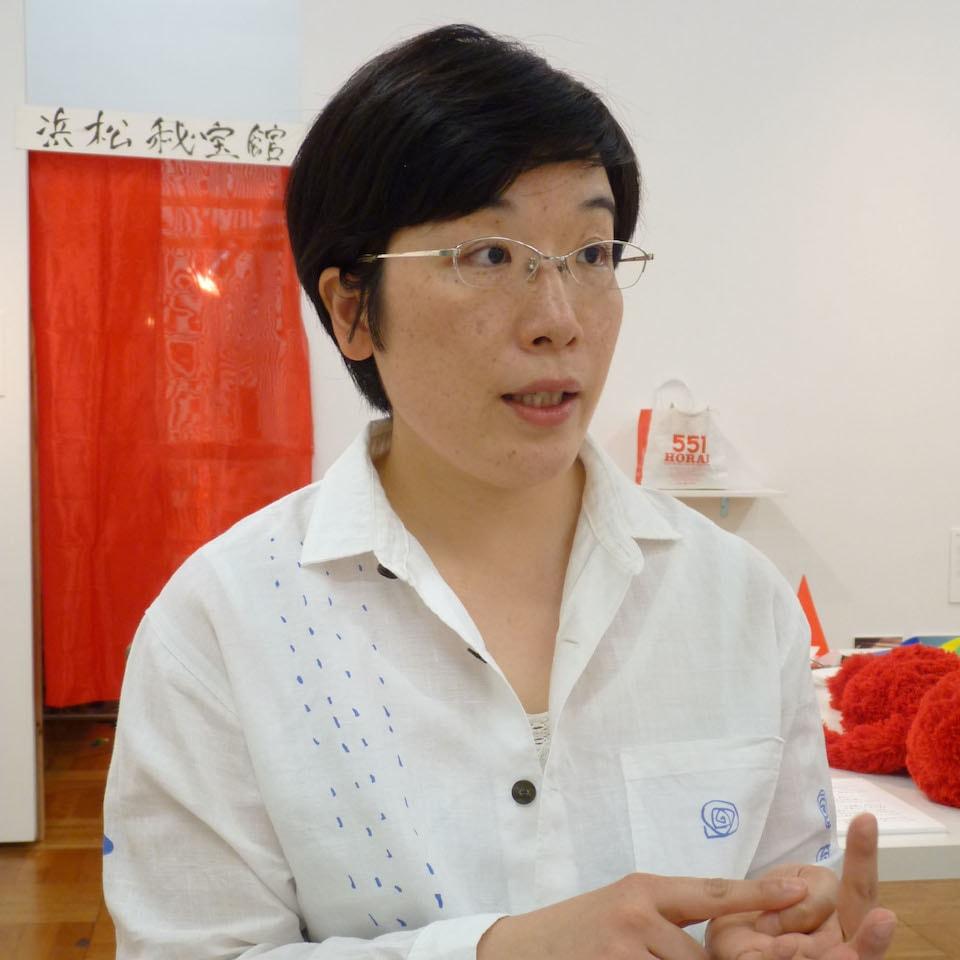 (写真について)柴崎由美子