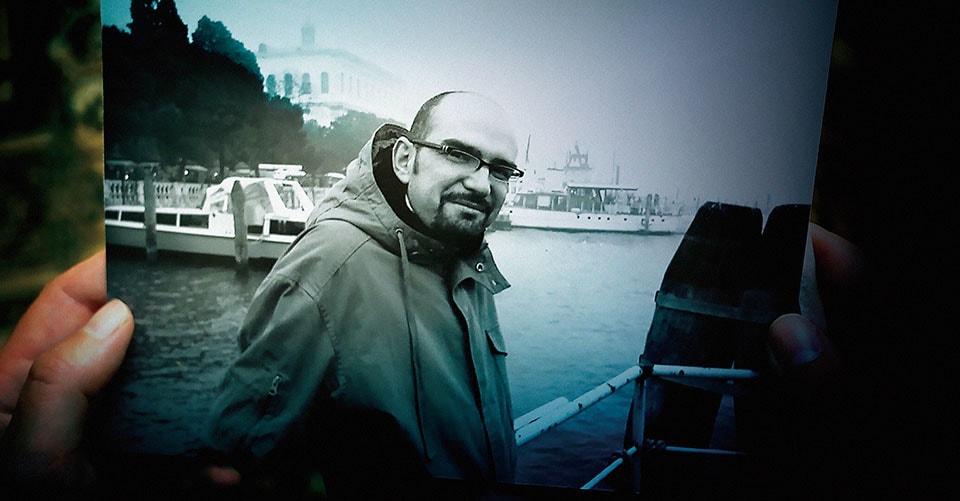 (写真について)映画『ヴァンサンへの手紙』より。 © Kaléo Films