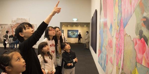 子どもの可能性を広げる、アートプロジェクト