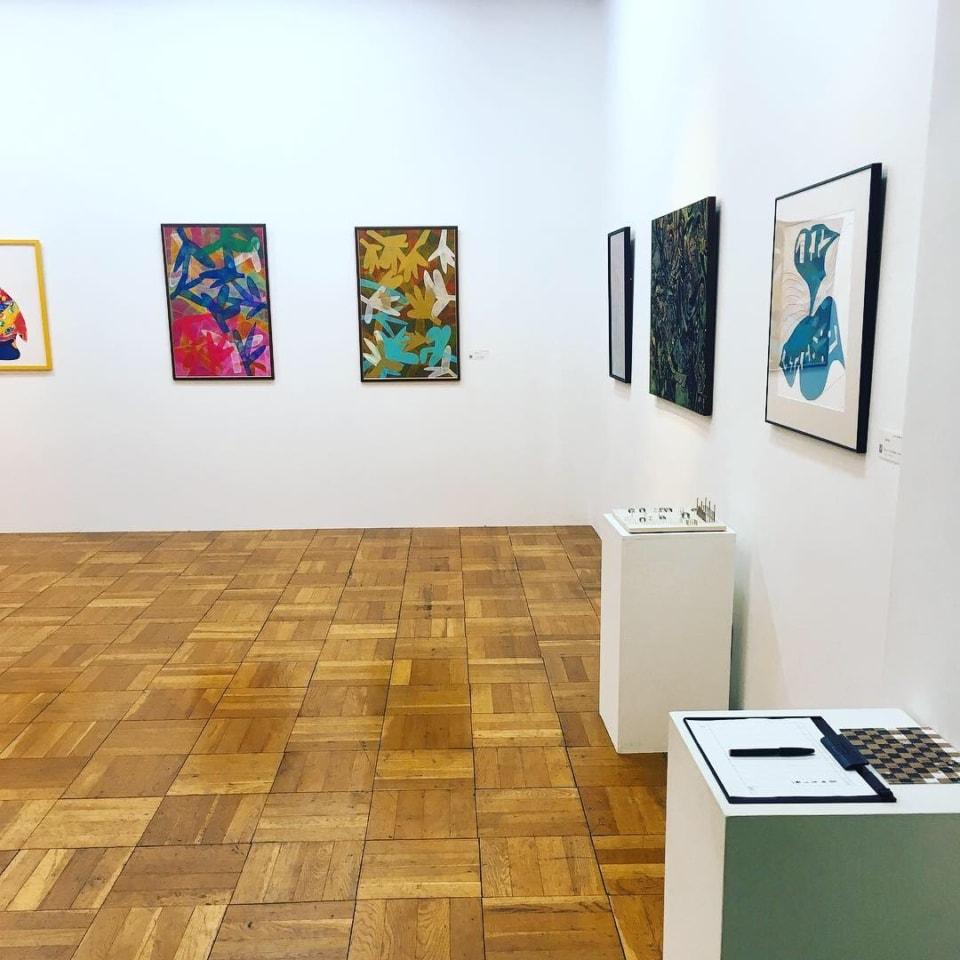 (写真について)A/A gallery 展示風景