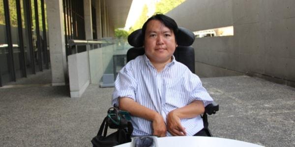 障害のある子どもたちのことさんの顔写真