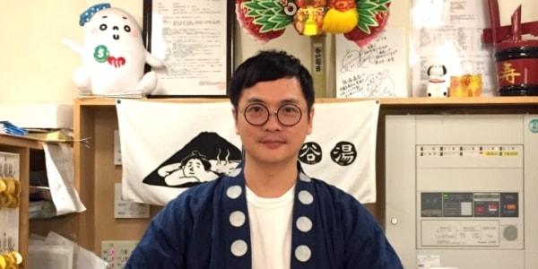 片岡シンさんの顔写真