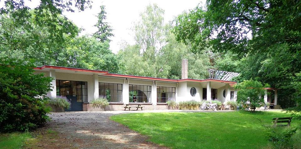 (写真について)オランダ・ユトレヒト州のアルトレヒト病院内にある、〈フィフス・シーズン〉の拠点。*