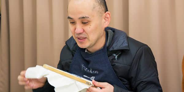 五十嵐朋之さんの顔写真