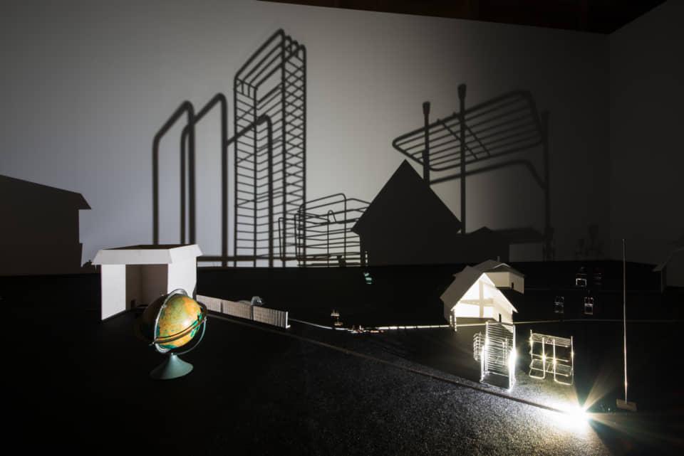 (写真について)クワクボリョウタ《LOST#16》2017 撮影:小牧寿里 提供:札幌国際芸術祭実行委員会