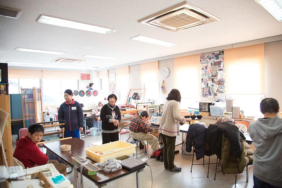 (写真について)るんびにい美術館 撮影:松岡一哲