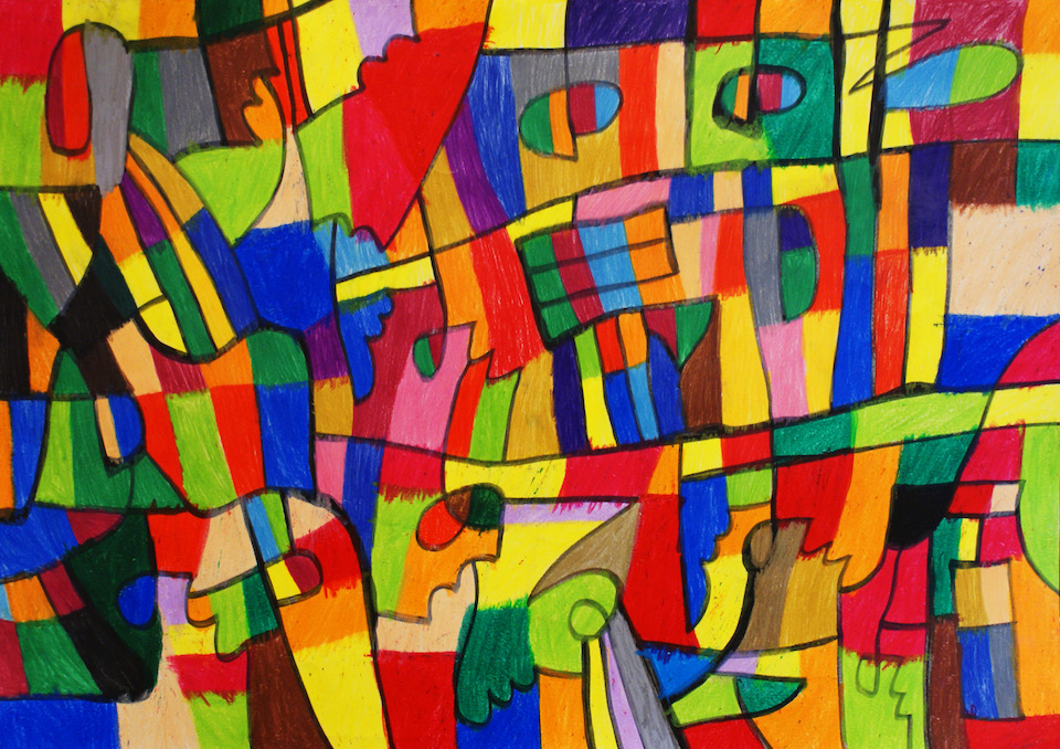 (写真について)小林 覚《埴生の宿(花はあるじ鳥は友)》 2009 Courtesy of the artist and Lumbini Art Museum