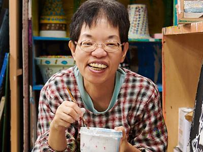 鵜木二三子さんの顔写真