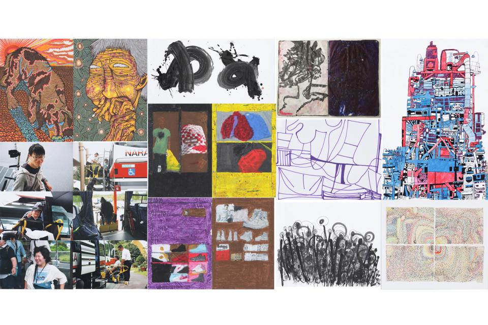 日本財団 DIVERSITY IN THE ARTS 公募展 2018