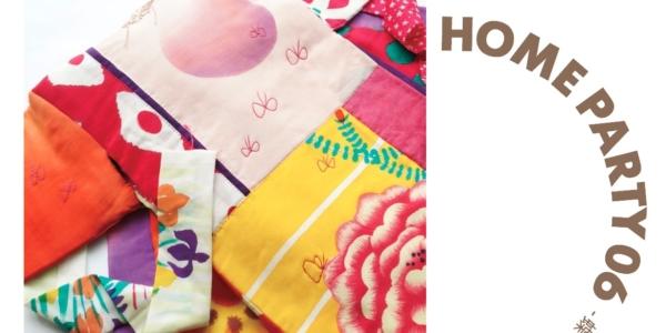 京都・みずのき美術館で展覧会「HOME PARTY 06 −蝶や花や−」を開催中
