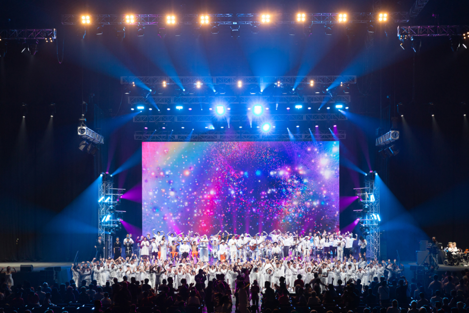 アジア太平洋障害者芸術祭「True Colours Festival」