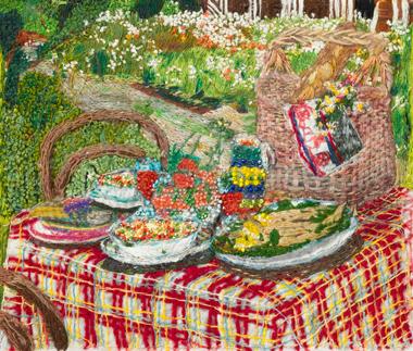 (写真について)《ハーブの庭》 1996年 作家蔵 ©︎MIKA OKADA